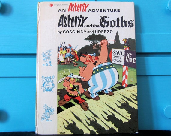 Asterix and the Goths Book