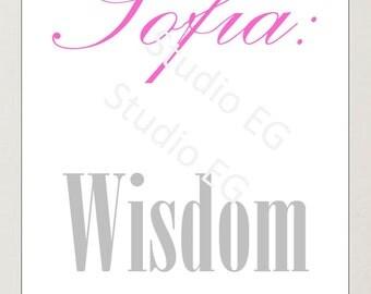 Popular items for sofia sophia on Etsy