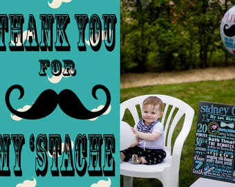 Personalized Thank You Postcard