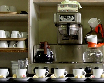 Coffee at Mello's