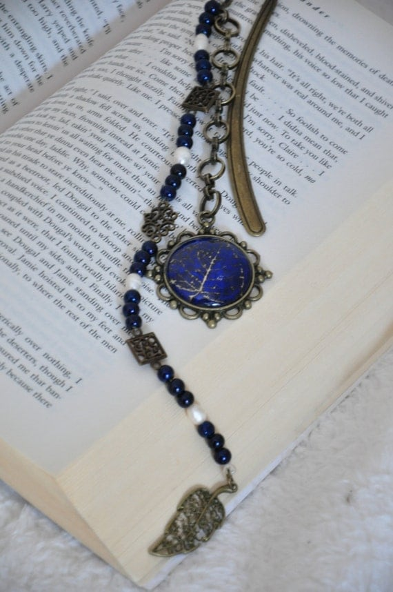 Outlander inspired An Echo in the Bone Metal Bookmark