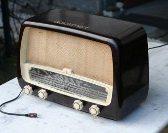 Jack 3,5mm vintage Radiola radio (40W)