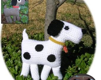 Dog Toy Crochet Pattern