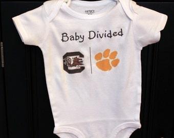 Baby Divided Bodysuit