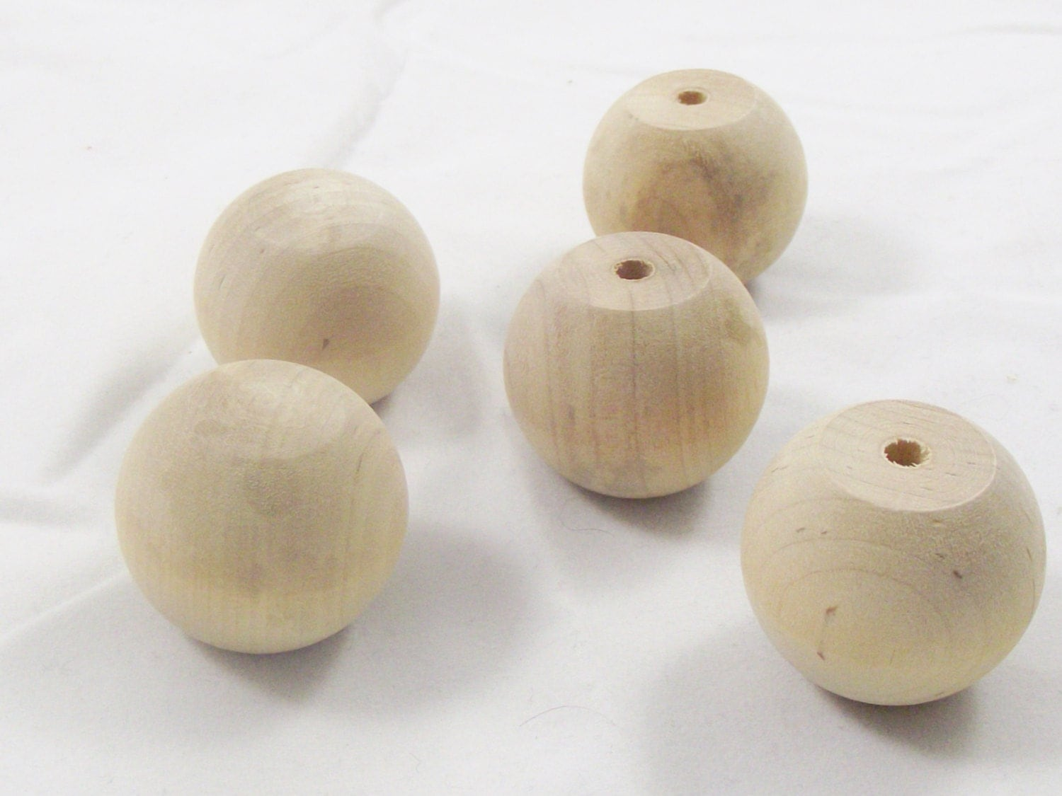 Wooden finial 5 piece set ornament wood craft supplies for Wooden finials for crafts