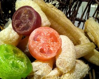 Humphries Harvest Loofah Soap