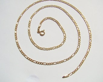 FiGArO chain , silver and gold