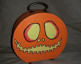 Decorative Pumpkin Box