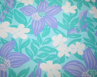 "Lilly Pulitzer fabric ~ WILD ORCHID~ 18"" by 18""~ 100% cotton"