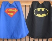 Superhero Cape, Superman/Batman