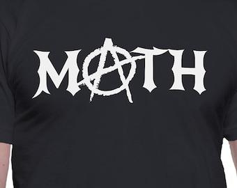 Math Anarchy T-Shirt
