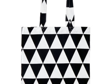 Eco bag triangles