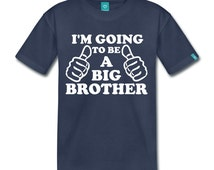 Big Brother Shirts - I'm Going To Be A Big Brother T-Shirt (that's a great item)