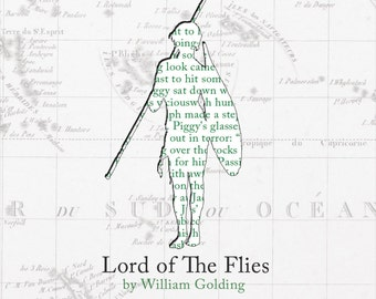 Lord of The Flies Poster Print