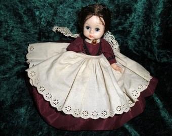 """Antique Madame Alexander Doll, Alexander-kins """"Marme"""""""