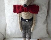 Holiday Bowtie Bear