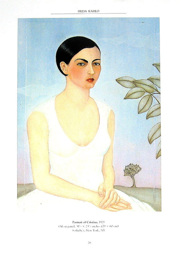 frida kahlo comes to dinner by christine strickland essay Essays in a renaissance , and: with fondest regards of the various women writers who come essays on biographical works are those on frida kahlo.