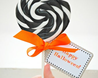 Fantastic Favor Tags with Cello Bags from Mary Had a Little Party