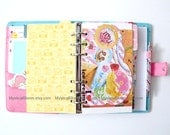 Ice Cream Dessert Sweets Filofax Refills. Personal Pocket Planner Size. Stationary Diary Organizer Scheduler. For Her.