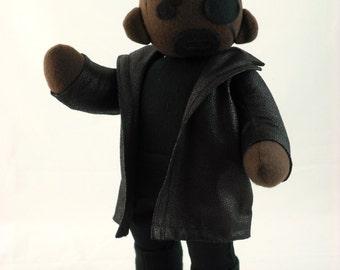 Cuddly Plush Furious Director