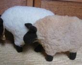 Primitive, Sheep Pillow E-Pattern, PDF, Downloadable Digital Pattern