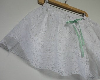 Womens Boxer Shorts. Womens Sleep Wear. Womens Knickers. Bloomer Knickers. Lace Bloomers. Lace Lingerie. Lace Knickers.Lace Boxers.Christmas