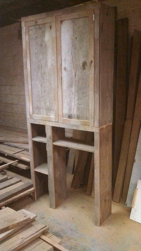 your custom made wall bathroom cabinet free by timelessjourney