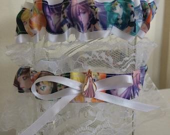 Sailor Moon Sailormoon Anime Nerd Geek Wedding Garter