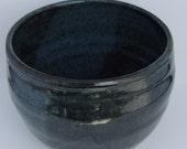 a Large Stoneware Bowl