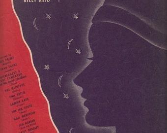 The Gypsy 1946 Sheet Music Words & Music by Billy Reid