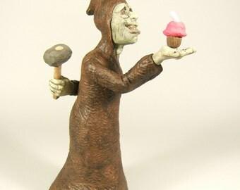 Horror Art Figure
