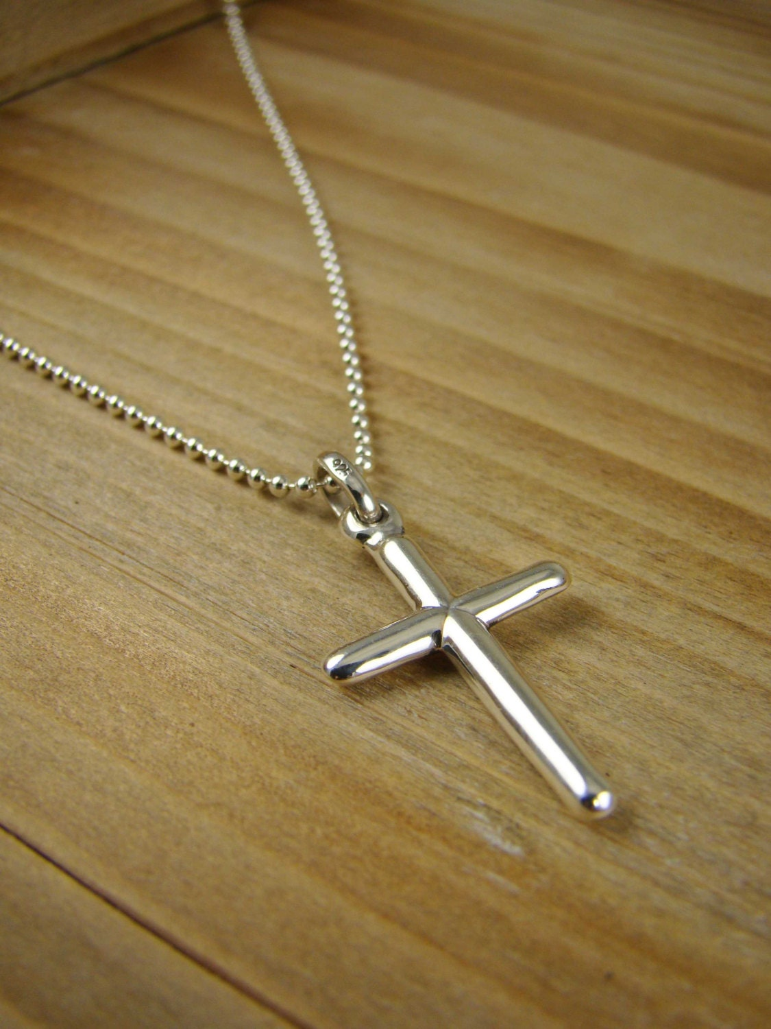 cross necklace for him cross pendant for men sterling silver. Black Bedroom Furniture Sets. Home Design Ideas