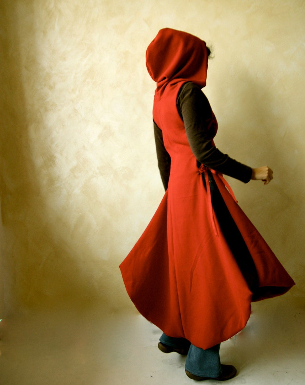 Red Hooded Coat Photo Album - Reikian