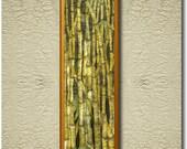Bamboo - Fine Art Giclee Print on heavy Cotton Canvas - unframed