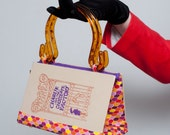 Book Purse - Charlie and the Chocolate Factory