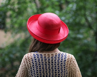 Beige Crochet sweater - Seethrough crocheted Neutral top
