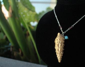 Gold Venus Necklace