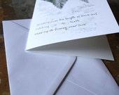 A5 Card - Field Notes: Birch