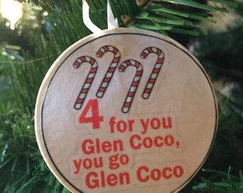 Mean Girls- You Go Glen Coco! Ornament