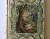 Antique French Book C1850; Theodore et Pauline 2nd Edition Megard et Fils Rouen