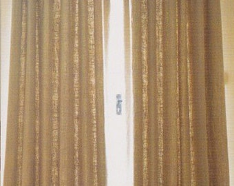 Pinch Pleat Window Panels starting at: