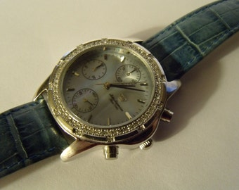 Ladies Watch Jules Jurgensen  Quartz Runs Blue