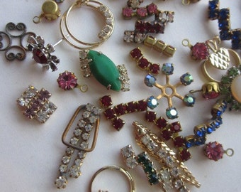 A Dozen Bejeweled Vintage Jewels