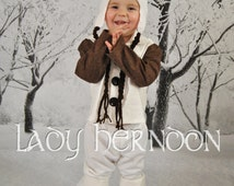 My Adventure: Olaf Costume (Hat Not Included) - Sizes 2T, 3T, 4T, 5, 6, 7, 8 and 10