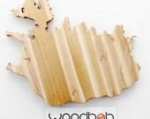 Iceland personalized cutting board cutting boards wood best cutting board wooden cutting board cutting board personalized engraved gifts