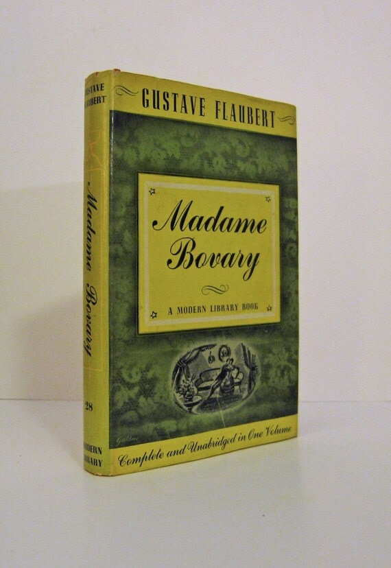 an analysis of the realism and romanticism in madame bovary by gustave flaubert A critical analysis of the character madame bovary- of the gustave flaubert once said, madame bovary c in madame bovary, flaubert opposes romantic values in.