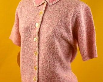 Deadstock 1950s Knit Sweater Set