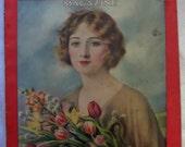 The Red Book. Vintage Redbook Magazine. July 1923. Edith Wharton. Melville Davisson Post. Edgar A. Guest. Angelo Patri. Bruce Barton