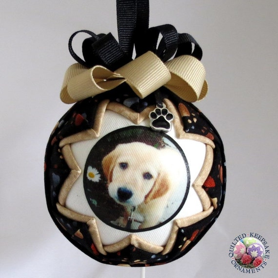 Personalized Pet Photo Ornament Creating by ...