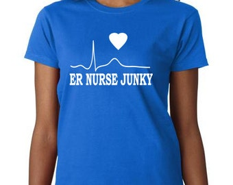 Er nurse shirt | Etsy